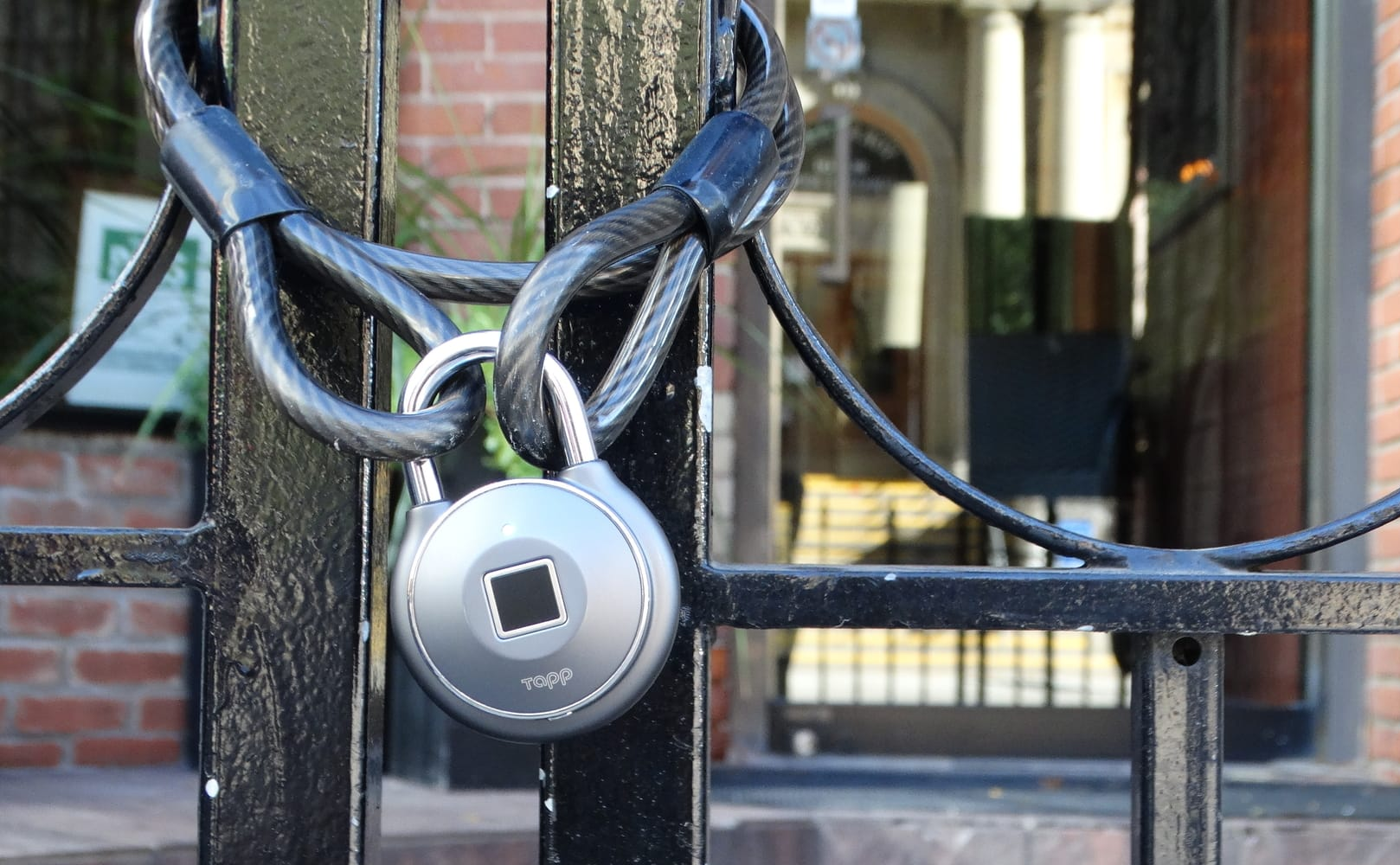 Tapplock Its A Feature Crazy Electrical Wiring Has Responded To Claims That Easy Hack Smart Lock Downfalls By Stating Of The 100 Earlier This Week 3 Major